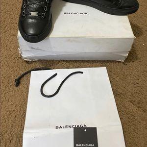 """Balenciaga Shoes - Balenciaga Arena """"Noir"""""""
